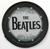 The Beatles - 'Drum' Woven Patch